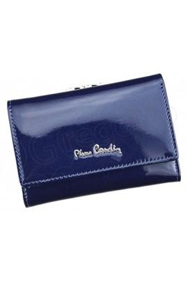 Pierre Cardin 05 LINE 117 синий кошелёк жен.