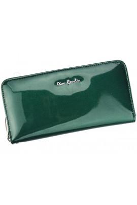 Pierre Cardin 05 LINE 118 зелёный кошелёк жен.
