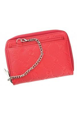 Pierre Cardin PSP79 601 красный кошелёк жен.