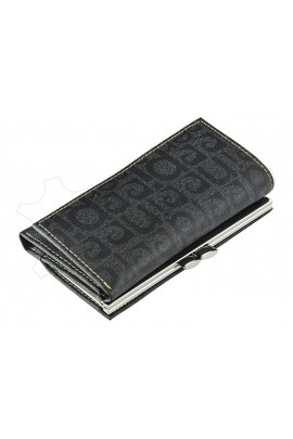 Pierre Cardin PSP87 457 чёрный кошелёк жен.