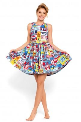 Платье Pigeon PI-124