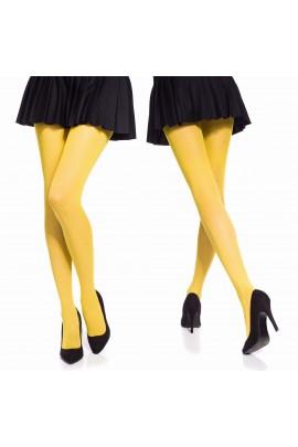 Колготки Romartex 103100 жёлтый 20 DEN