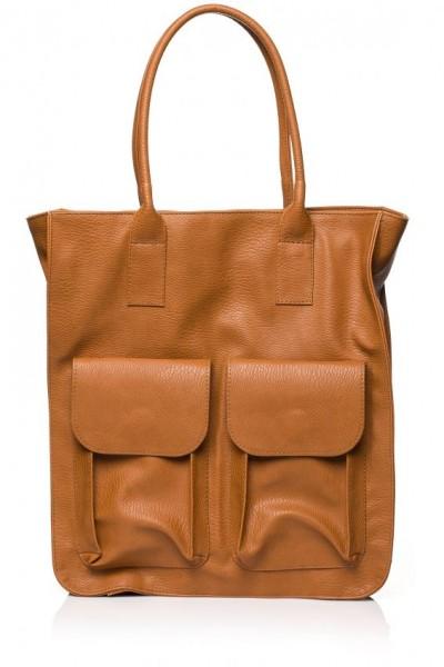 Сумка Style Bags SB319AW рыжий (модель 5)