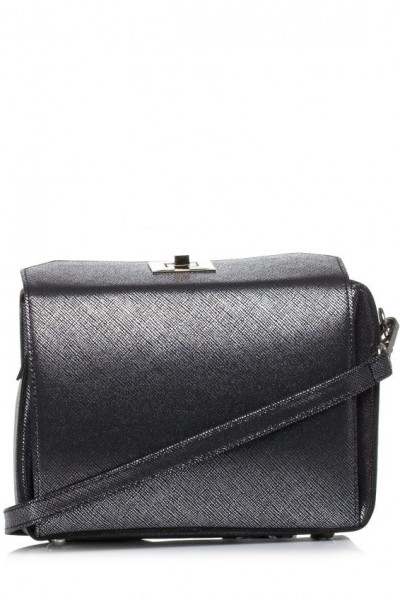 Сумка Style Bags SB393 темное серебро