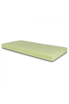 Простыня Senlandia FROTTE на резинке 200х220 зеленый