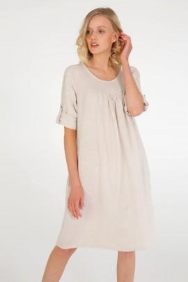 Платье Unisono 1-20619 BEIGE