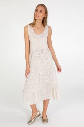 Платье Unisono 15-4034 BEIGE