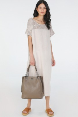 Платье Unisono 155-7908 SABBIA