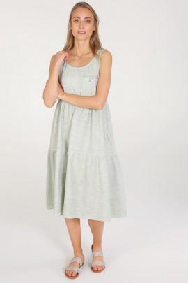 Платье Unisono 169-6832 MILITAR
