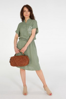 Платье Unisono 223-A6841 MILITA