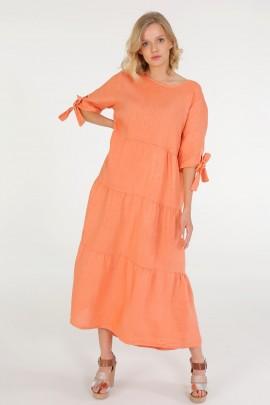 Платье Unisono 6615-1 ARANCIO