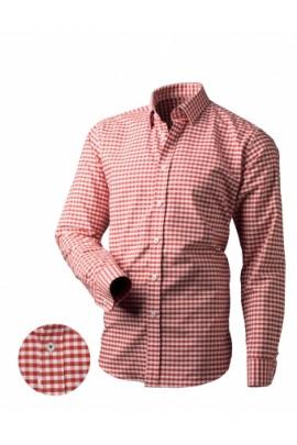 Рубашка Victorio Casual V166 SLIM клетка
