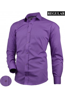 Рубашка VICTORIO Desire 015 Regular фиолет