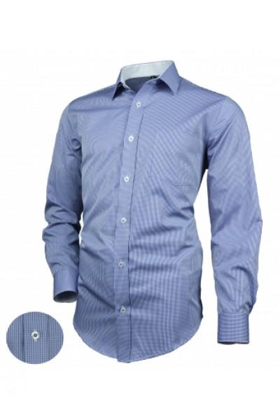 Рубашка Victorio Desire 024 REGULAR клетка с карманом