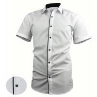 Рубашка VICTORIO V113 SLIM короткий рукав