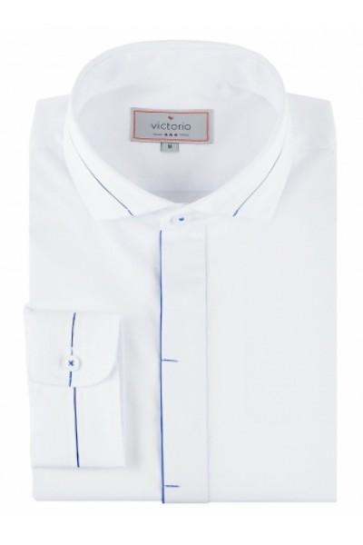 Рубашка VICTORIO V210 SLIM