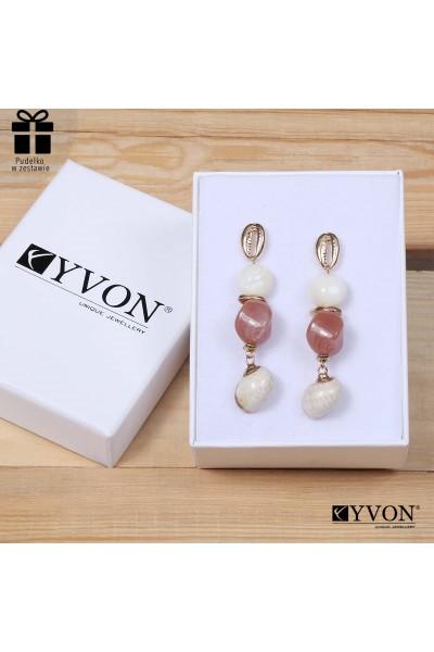Серьги YVON E03168