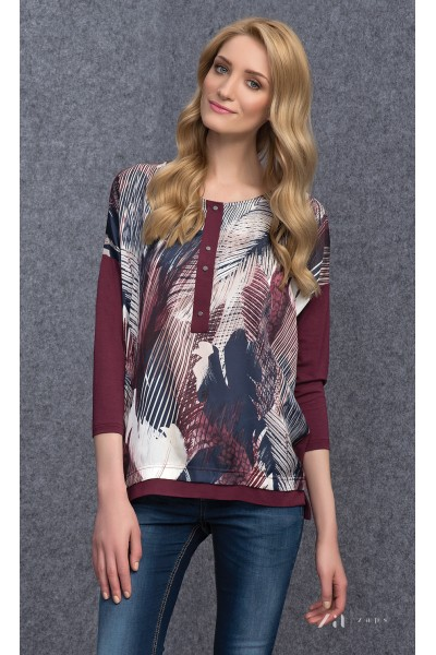 Блузка ZAPS Livia Цвет 011
