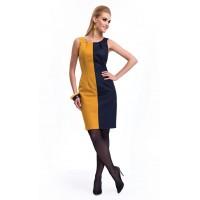Платье ZAPS Lorena шерстяное Цвет 028