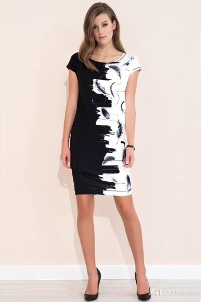 Платье ZAPS DIONE 17 цвет 004 вискоза