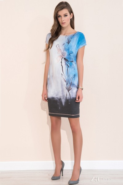 Платье ZAPS Torri  17 цвет 025