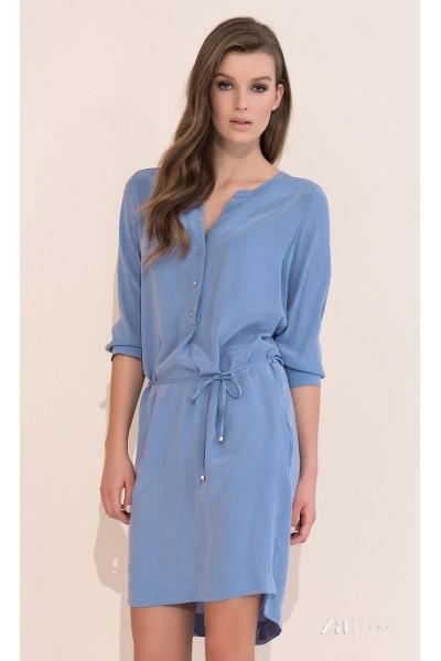 Платье ZAPS Izetta 17 цвет 025 купро