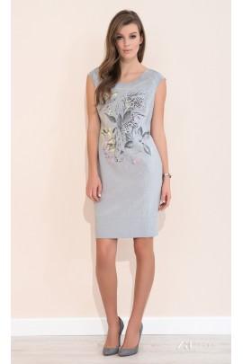 Платье ZAPS Matylda 17 Цвет-022 вискоза
