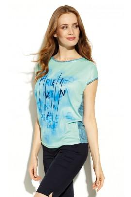 Блузка ZAPS BAHIRA 2020 цвет 023