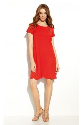 Платье ZAPS BASMA 2020 цвет 002