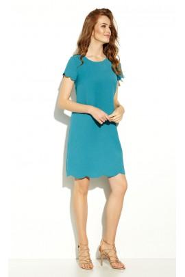 Платье ZAPS BASMA 2020 цвет 023