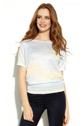 Блузка ZAPS DISELLA 2020 цвет 046