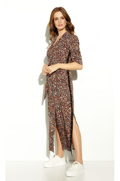 Платье ZAPS HESSA 2020 цвет 004