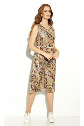 Платье ZAPS JATTA 2020 цвет 033