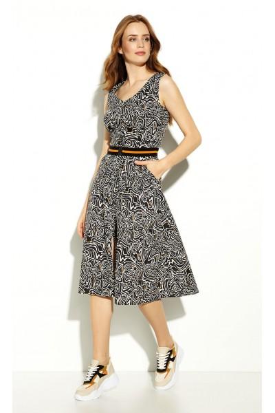Платье ZAPS MADOKA 2020 цвет 004