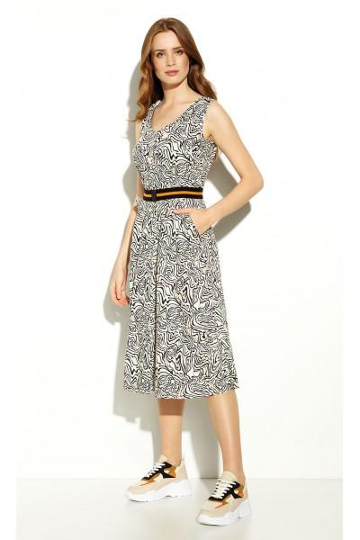 Платье ZAPS MADOKA 2020 цвет 006