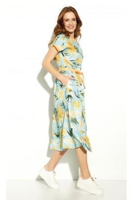 Платье ZAPS MOONA 2020 цвет 048