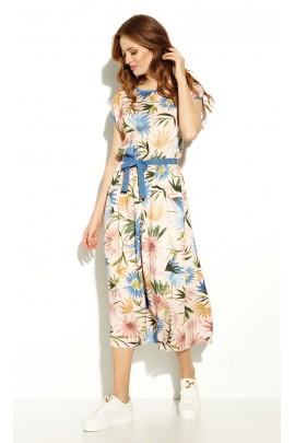 Платье ZAPS MOONA 2020 цвет 050