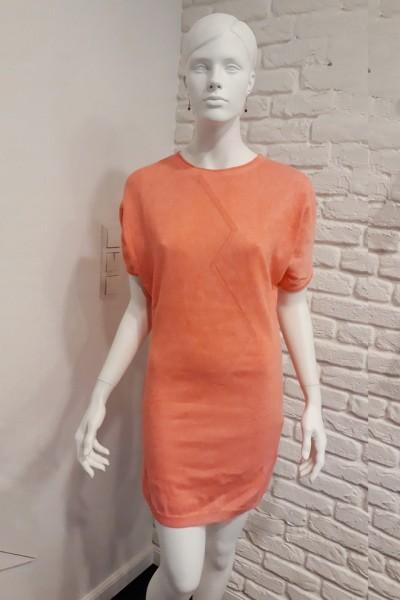 Платье ZAPS NAFIA 032 коралл