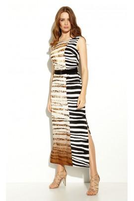 Платье ZAPS SIRIA 2020 цвет 020