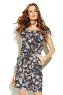 Платье ZAPS TEILA 2020 цвет 025 msk