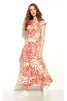 Платье ZAPS TOMOKO 2020 цвет 002