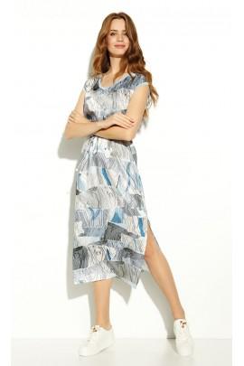 Платье ZAPS TYTTI 2020 цвет 046