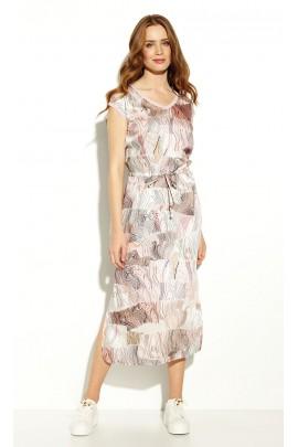 Платье ZAPS TYTTI 2020 цвет 058