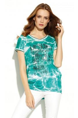Блузка ZAPS WIDA 2020 цвет 041