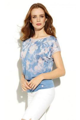 Блузка ZAPS YURIKA 2020 цвет 040 msk