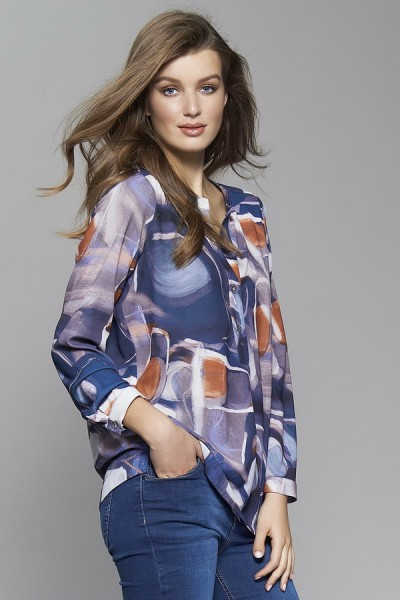 Блузка ZAPS KAMISA цвет 025
