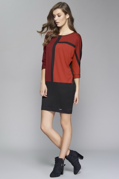 Платье ZAPS SARI цвет 002