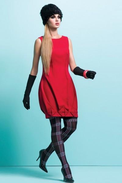 Платье ZAPS SYNTIA 1314 цвет 002 шерсть