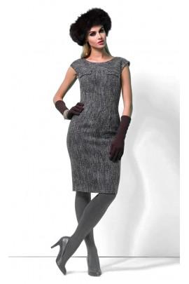Платье ZAPS CHANTAL 1314 цвет 021 шерсть