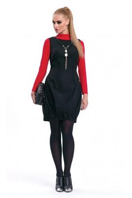 Платье ZAPS SYNTIA 1314 цвет 004 шерсть